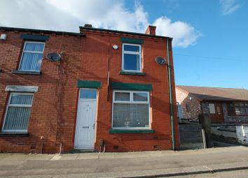 Thumbnail 2 bed end terrace house to rent in Piggott Street, Farnworth, Bolton