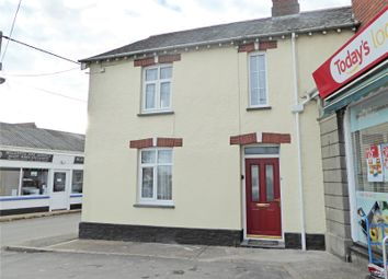 Thumbnail 2 bed semi-detached house to rent in The Square, Bradworthy, Holsworthy