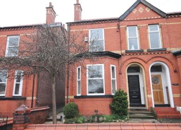 Thumbnail 3 bed semi-detached house to rent in Hazelhurst Road, Worsley, Manchester