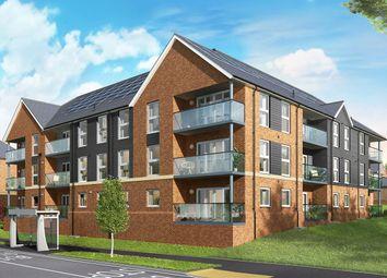 "Thumbnail 2 bed flat for sale in ""Surrenden Court"" at Southfleet Road, Ebbsfleet"
