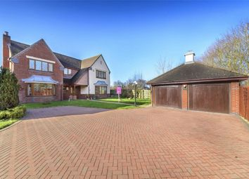 Thumbnail 4 bed detached house for sale in Goldcrest Grove, Apley, Shropshire