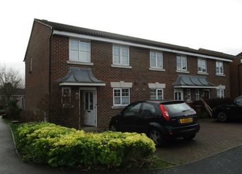 Thumbnail 3 bed end terrace house for sale in Cobham Rise, Gillingham