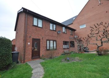 Thumbnail 3 bedroom semi-detached house to rent in Oversetts Road, Newhall, South Derbyshire