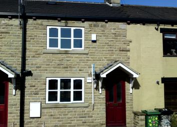 Thumbnail 3 bed terraced house to rent in Park Top, Pudsey