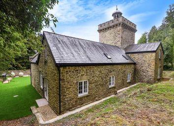 Thumbnail 3 bed semi-detached house for sale in Norton, Presteigne