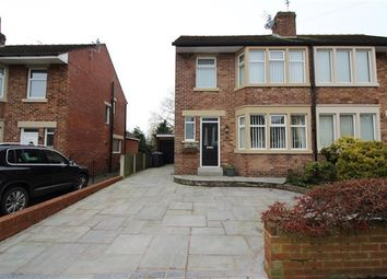 Thumbnail 3 bed property for sale in Lindsay Avenue, Poulton Le Fylde