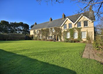 Thumbnail 7 bed property for sale in St. Brides Major, Bridgend