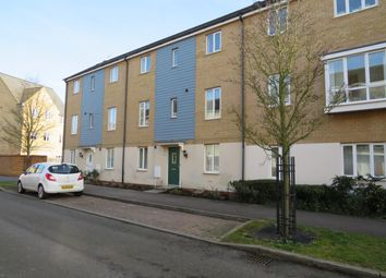 Thumbnail 4 bed property to rent in Delves Way, Hampton Centre, Peterborough