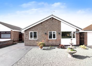 Thumbnail 2 bed detached bungalow for sale in Ashwood Close, Caister-On-Sea, Great Yarmouth