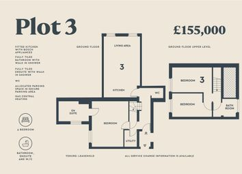 Thumbnail 3 bed maisonette for sale in The Old School, Marshall Street, Hull