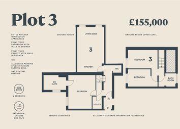 Thumbnail 3 bedroom maisonette for sale in The Old School, Marshall Street, Hull