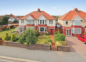 Thumbnail 4 bed semi-detached house for sale in Lyndhurst Road, Worthing