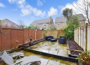 3 bed terraced house for sale in Bovarde Avenue, Kings Hill, West Malling, Kent ME19