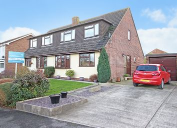 Thumbnail 4 bed semi-detached house for sale in Ruskin Drive, Warminster