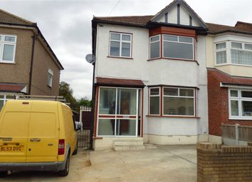 Thumbnail 3 bed end terrace house to rent in Mandip Road, Hornchurch