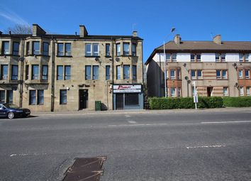 Thumbnail 1 bed flat to rent in Ferguslie Main Road, Paisley, Renfrewshire - Available Now