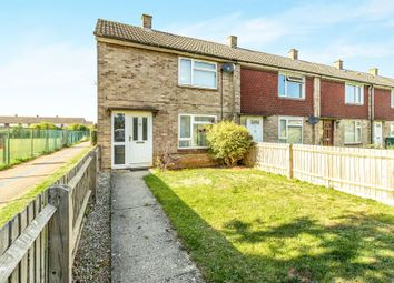 Thumbnail 2 bed end terrace house for sale in Leach Road, Bicester