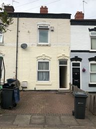 Thumbnail 2 bed terraced house to rent in Brockley, Birmingham