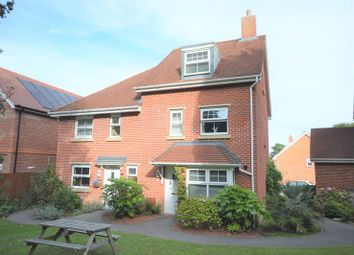 Thumbnail 4 bed semi-detached house to rent in Buckland Gardens, Lymington