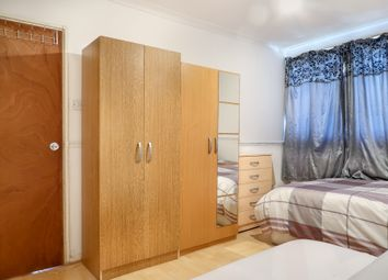 Thumbnail 3 bedroom shared accommodation to rent in Nelson Street, Whitechapel, London