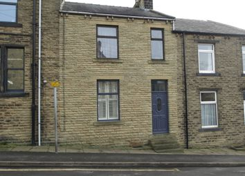 Thumbnail 2 bedroom terraced house to rent in Norman Road, Denby Dale, Huddersfield