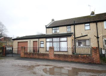 Thumbnail 3 bed end terrace house for sale in Lydgate View, Wolsingham, Bishop Auckland
