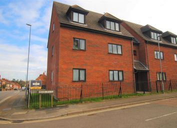 Thumbnail 2 bed flat to rent in Moor Road, Rushden
