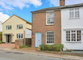 Thumbnail 2 bed cottage to rent in Folly Fields, Wheathampstead, Hertfordshire