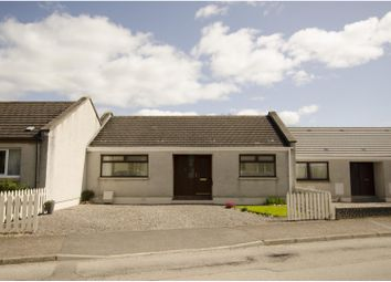 Thumbnail 2 bed bungalow for sale in Balvaird Terrace, Muir Of Ord
