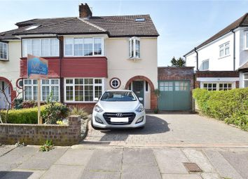 Thumbnail 4 bedroom semi-detached house for sale in Fitzjohn Avenue, High Barnet, Hertfordshire
