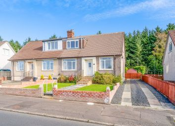 Thumbnail 3 bed semi-detached house for sale in 30 Barbieston Road, Auchinleck