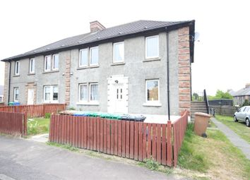 Thumbnail 2 bed flat for sale in 48 Blamey Crescent, Cowdenbeath, Fife