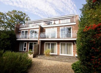 Thumbnail 3 bed flat for sale in Station Road, Parkstone, Poole, Dorset