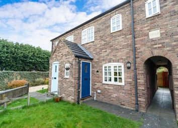 Thumbnail 2 bed terraced house for sale in Paddock Lane, Metheringham, Lincoln, Lincolnshire