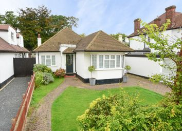 Thumbnail 3 bed detached bungalow for sale in Burwood Park Road, Hersham, Walton-On-Thames