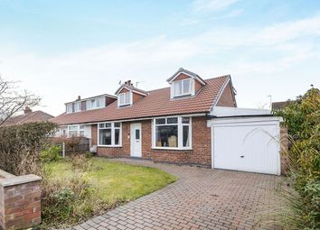 Thumbnail 3 bed bungalow for sale in Hawthorn Avenue, Haxby, York
