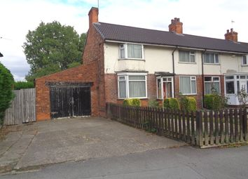 Thumbnail 3 bed end terrace house for sale in Beverley Road, Hull