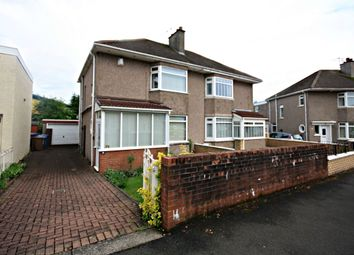 Thumbnail 3 bedroom semi-detached house for sale in Willowdale Crescent, Baillieston, Glasgow