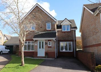 Thumbnail 3 bed detached house for sale in Cherry Tree Drive, Landkey, Barnstaple