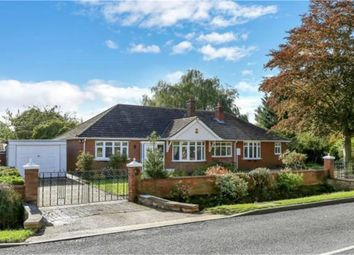 Thumbnail 4 bed detached bungalow for sale in Main Street, Scopwick, Lincoln
