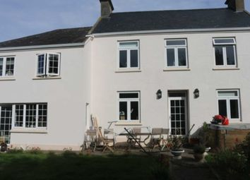 Thumbnail 4 bed detached house to rent in La Rue Des Landes, St. John, Jersey