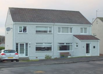 Thumbnail 3 bed semi-detached house to rent in Ross Gardens, Motherwell
