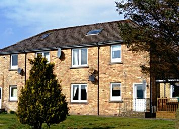 Thumbnail 2 bed flat for sale in Riverside Gardens, Cronberry, Cumnock