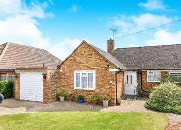 Thumbnail 2 bed bungalow for sale in Wheat Hill, Letchworth Garden City, Hertfordshire, England