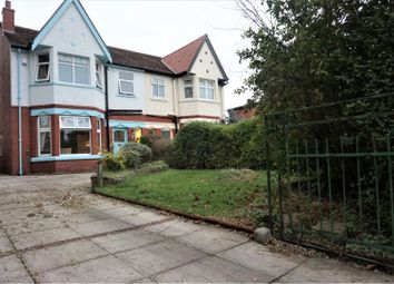 Thumbnail 4 bed semi-detached house to rent in Clinning Road, Southport