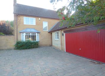 Thumbnail 4 bed detached house for sale in Cumberland Gardens, Castle Bytham, Grantham