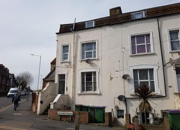 Thumbnail 1 bed flat to rent in Flat C, 30 Victoria Grove, Folkestone