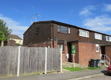 Thumbnail 3 bed end terrace house for sale in Scalby Close, Eastwood, Nottingham