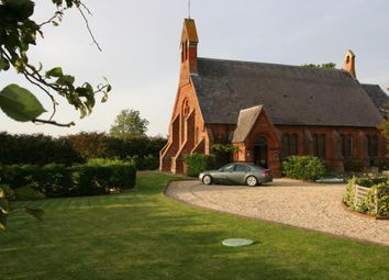 Thumbnail 1 bedroom detached house for sale in The Old Church, Boston