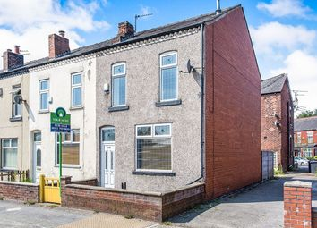 Thumbnail 2 bed terraced house to rent in Memorial Road, Worsley, Manchester
